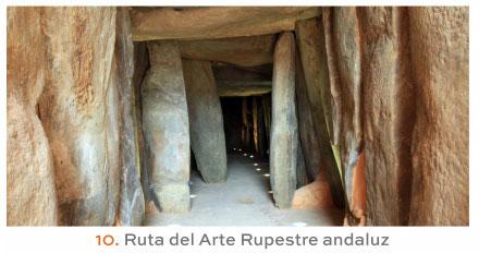Ruta del Arte Rupestre andaluz