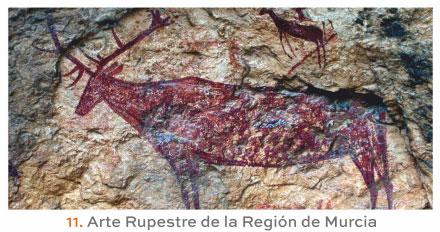 Arte Rupestre de la Región de Murcia