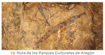 Rutas de los Parques Culturales de Aragón