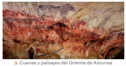 Cuevas y paisajes del Oriente de Asturias