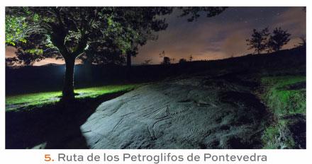 Ruta de los Petroglifos de Pontevedra