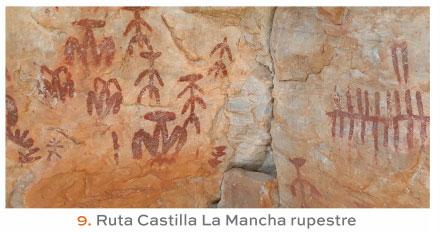 Ruta Castilla La Mancha Rupestre