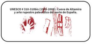 Cueva de Altamira y arte rupestre paleolítico del norte de España