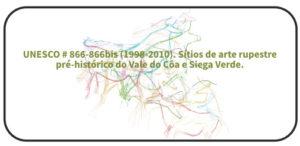 Sitios de arte rupestre prehistórico del Valle de Côa y Siega Verde