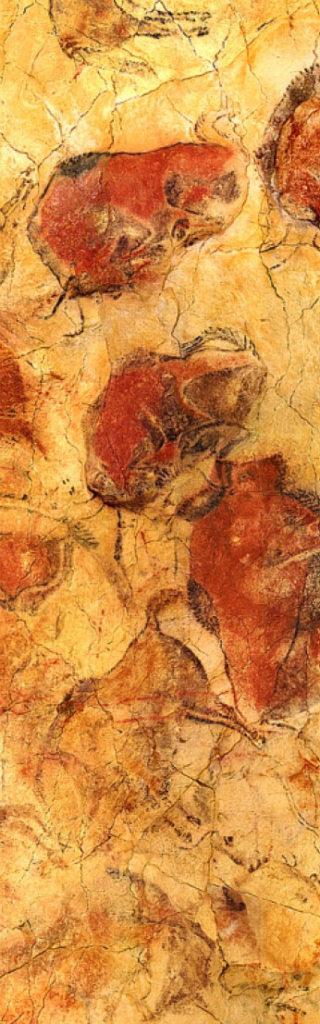 The land of Altamira Cave