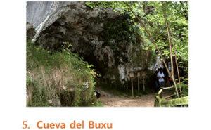 Cueva del Buxu