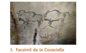 Facsimil de la Covaciella
