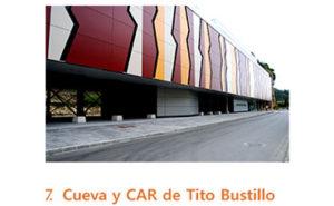 Cueva y Centro de Arte Rupestre de Tito Bustillo