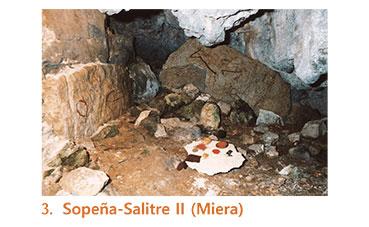 Cueva de Sopeña - Salitre II