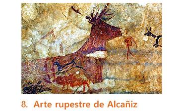 Arte Rupestre de Alcañiz