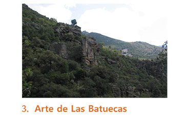 Arte de Las Batuecas