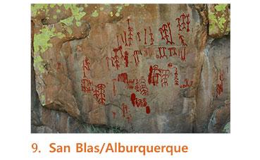 San Blas / Alburquerque