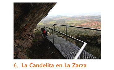 La Calderita en La Zarza