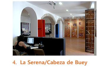 La Serena / Cabeza de Buey