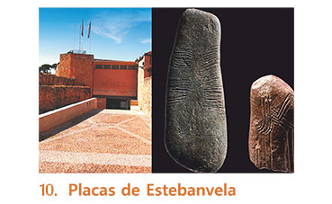 Placas de Estebanvela