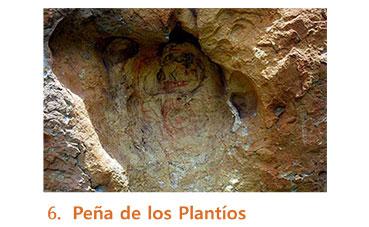 Peña de Los Plantíos