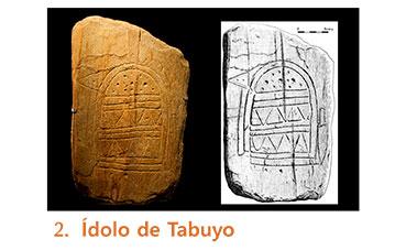 Ídolo de Tabuyo