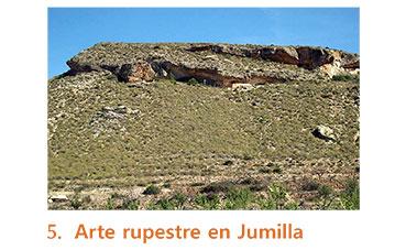 Arte Rupestre en Jumilla