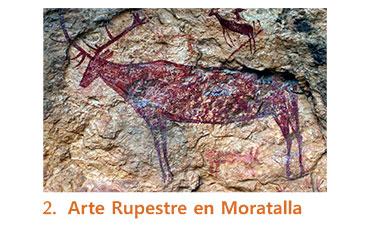 Arte Rupestre en Moratalla
