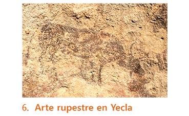 Arte Rupestre en Yecla