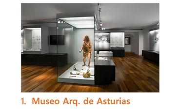Museo de Arqueología de Asturias