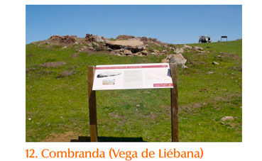 Arte megalítico de Combranda (Vega de Liébana)